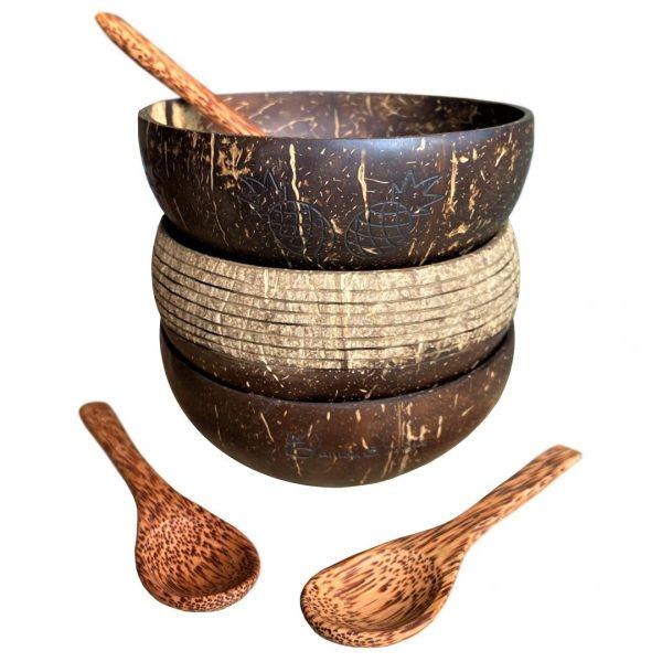 kokosové trio